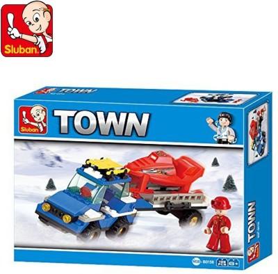 Sluban block toy Multicolor Sluban Blocks   Building Sets