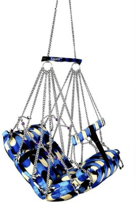 DD RETAIL CT made home Cotton Swing(Blue)