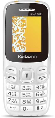 Karbonn K140 Pop(White)