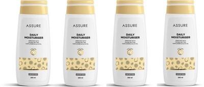 ASSURE Body Moisturiser (Pack of 4)(1000 ml)