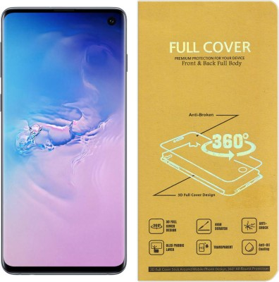 Roxel Front and Back Screen Guard for Samsung Galaxy S9 (Lilac Purple, 64 GB) (4 GB RAM)(Pack of 1)