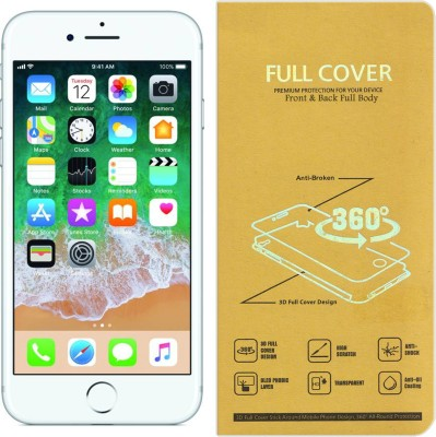 Wildfab Front and Back Screen Guard for Apple iPhone 7(Pack of 1)