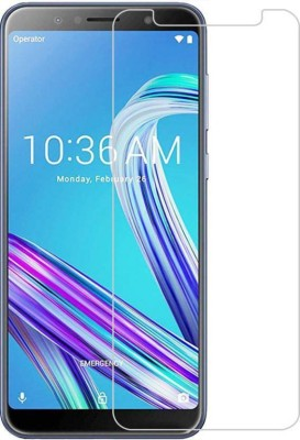 EASYBIZZ Tempered Glass Guard for Asus Zenfone Max Pro M1(Pack of 1)