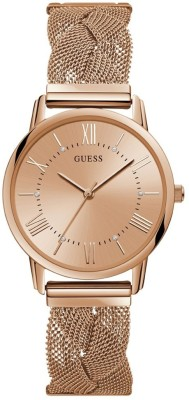 Guess W1143L3 Analog Watch - For Women