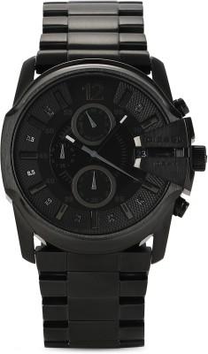 Diesel DZ4180 Analog Black Dial Men's Watch (DZ4180)