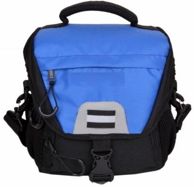 GOD BOY DSLR SHOULDER Camera Bag  Camera Bag(Blue)