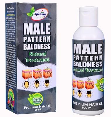 Alcamy Male Pattern Baldness Treatment Hair oil / For Hair Regrowth/For Heavy Hair fall or Hair loss Hair Oil(200 ml) at flipkart