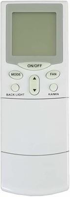 LipiWorld 68 AC Remote Compatible for AC 68 AC Remote HITACHI Remote Controller(White)
