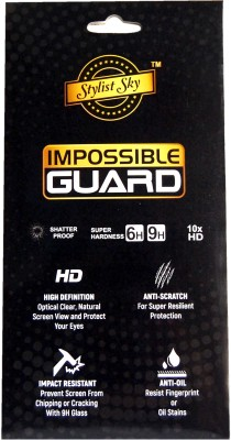 stylist sky Impossible Screen Guard for Motorola Moto E5(Pack of 1)