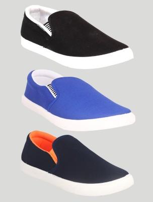 SCATCHITE Casuals For Men Orange SCATCHITE Casual Shoes