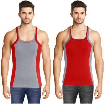 Knito Men Vest(Pack of 2)