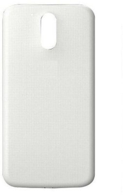 ACM Flip Cover for Lyf Water 4(Cream White, Cases with Holder)