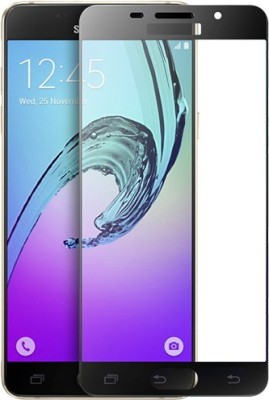 9H Edge To Edge Tempered Glass for Samsung Galaxy A7 2016 (Premium 5D 9H Full Glue)(Pack of 1)