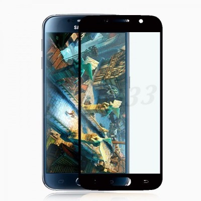 9H Edge To Edge Tempered Glass for Samsung Galaxy S6 (Premium 5D 9H Full Glue)(Pack of 1)