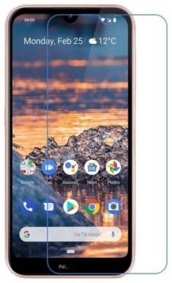 CASEHUNT Tempered Glass Guard for NOKIA 4.2 Pack of 1