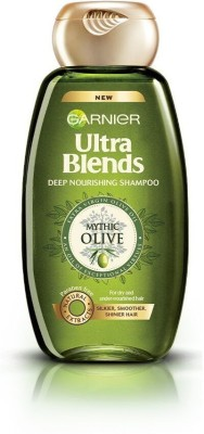 Garnier Ultra Blends Mythic Olive Shampoo 180ml