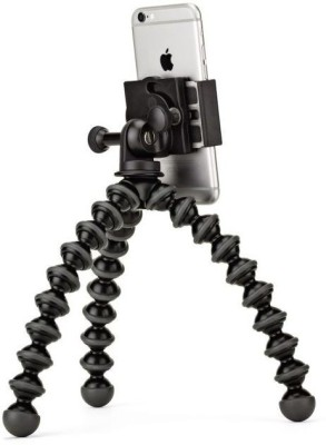 joby GripTight GorillaPod Stand PRO Tripod for ANY smartphone Tripod(Black, Supports Up to 500 g)