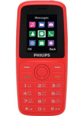 Philips E108(Red)