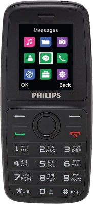 Philips E108(Black)