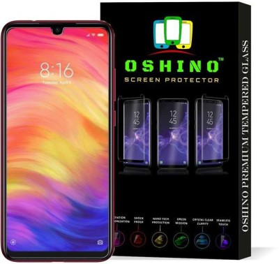 Oshino Tempered Glass Guard for Xiaomi Redmi Note 7 Pro(Pack of 1)