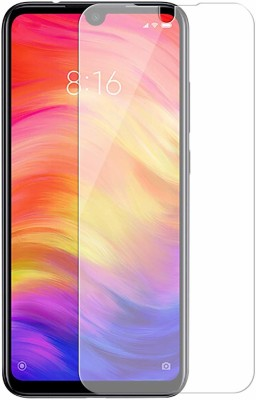 blutech Tempered Glass Guard for Hammer Proof Flexible Fiber Screen Protector Made with Unbreakable Impossible Fiber [ Not a Tempered Glass ] Screen Guard for Xiaomi Redmi Note 7 / Redmi Note 7 Pro