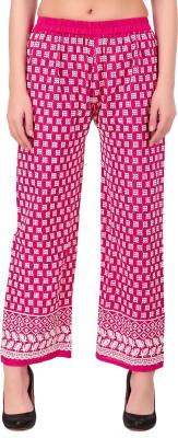 KRITIKA WORLD Regular Fit Women Multicolor Trousers
