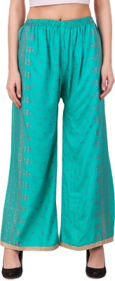CAMRON Regular Fit Women Green, Pink Trousers