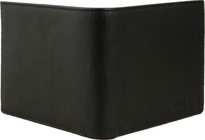 Leder Street Men Black Genuine Leather Wallet(12 Card Slots) at flipkart