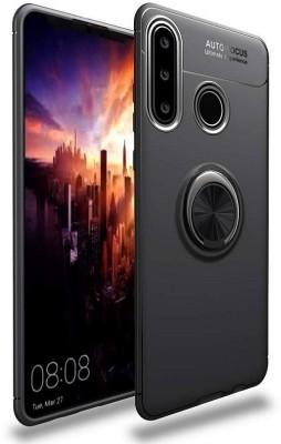 Wellpoint Back Cover for MI Redmi Note 8 Pro, Plain, Case, Cover(Black, Grip Case)