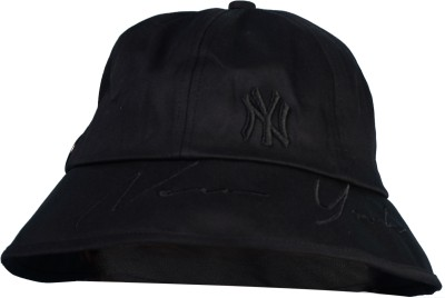 ZACHARIAS Fishermen Bucket Beach Hat(Black, Pack of 1)