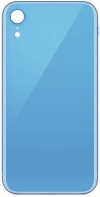 Plitonstore BACK PANAL FOR(I PHONE XR)-(BLUE) https://www.dropbox.com/s/5009jsa1grdszel/I%20PHONE%20XR%20BLUE.jpg?dl=0 Back Panel(BLUE)
