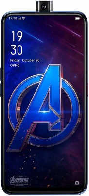 OPPO F11 Pro Marvel's Avengers Limited Edition (Space Blue, 128 GB)(6 GB RAM)