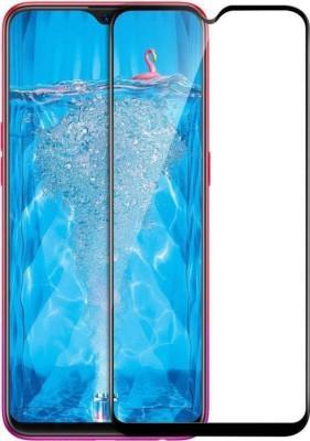FrndzMart Edge To Edge Tempered Glass for Oppo F9, OPPO F9 Pro, Realme 2 Pro, Realme U1, Realme 3 Pro(Pack of 1)