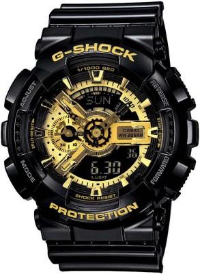 CASIO G339 G Shock   GA 110 GB 1ADR   Analog Digital Watch   For Men CASIO Wrist Watches