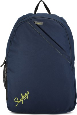 Skybags Brat 4 26 L Backpack(Blue)