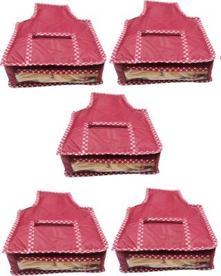 atorakushon Parachute Blouse Cover 5PC PBV5 Maroon atorakushon Garment Covers