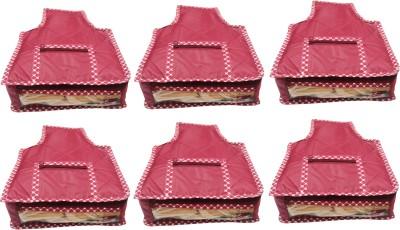 atorakushon Parachute Blouse Cover 6PC PBV6 Maroon atorakushon Garment Covers