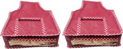 atorakushon Parachute Blouse Cover 2PC PBV2 Maroon atorakushon Garment Covers