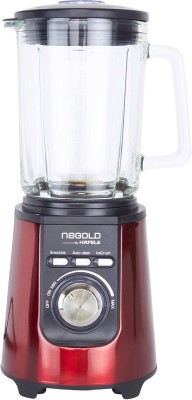 Hafele Melange - Professional Blender 1200 Juicer Mixer Grinder(Red, 1 Jar)