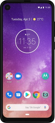 Motorola One Vision (Bronze Gradient, 128 GB)(4 GB RAM)