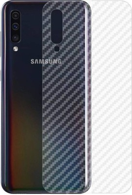 DSCASE Back Screen Guard for Samsung Galaxy A70(Pack of 1)