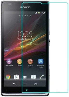 BLATE Tempered Glass Guard for SONY XPERIA SP(Pack of 1)