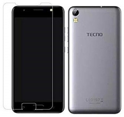 MudShi Impossible Screen Guard for Tecno i3(Pack of 1)