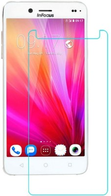 MBK Impossible Screen Guard for Infocus M680(Pack of 1)