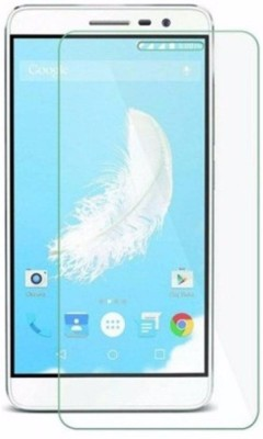 MOBIRUSH Tempered Glass Guard for Gionee A1 Plus(Pack of 1)