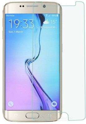 Khushal Tempered Glass Guard for Samsung Galaxy S6 Edge(Pack of 1)