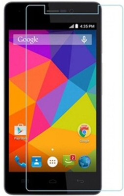 MYUZ Impossible Screen Guard for Micromax Canvas Fire 4G Plus(Pack of 1)