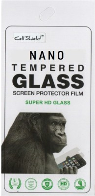 CELLSHIELD Nano Glass for Micromax Canvas ENTICE A105(Pack of 1)