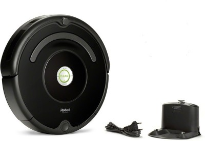 irobot Roomba 671 Robotic Floor Cleaner(Black)