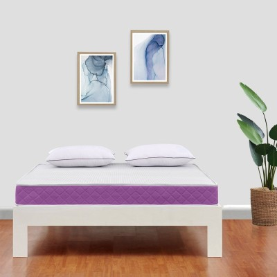 SleepX Ortho Memory by Sleepwell 5 inch Double Bonded Foam Mattress